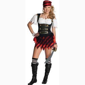 Dresses & Skirts - Sexy pirate dress Halloween costume